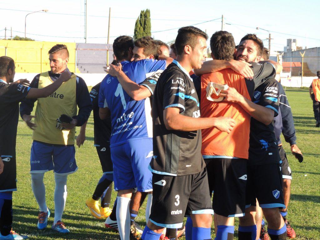 Alvarado se vuelve del sur con tres puntos  (Foto: Prensa Alvarado)
