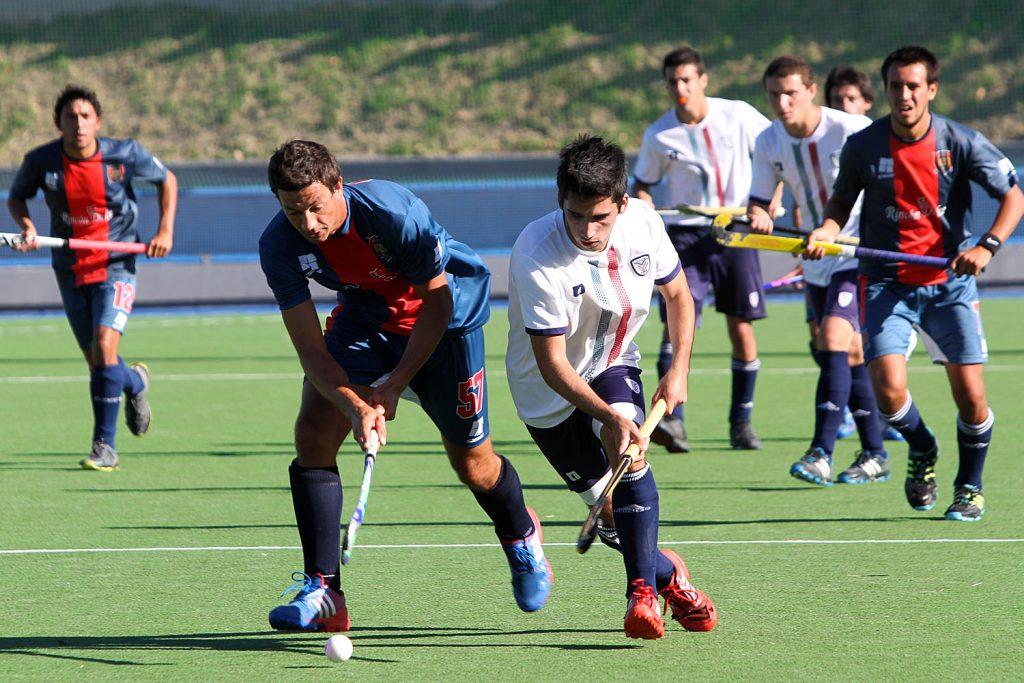 Marcos Sauer jugará nuevamente en la defensa. (Foto: Carlos De Vita)