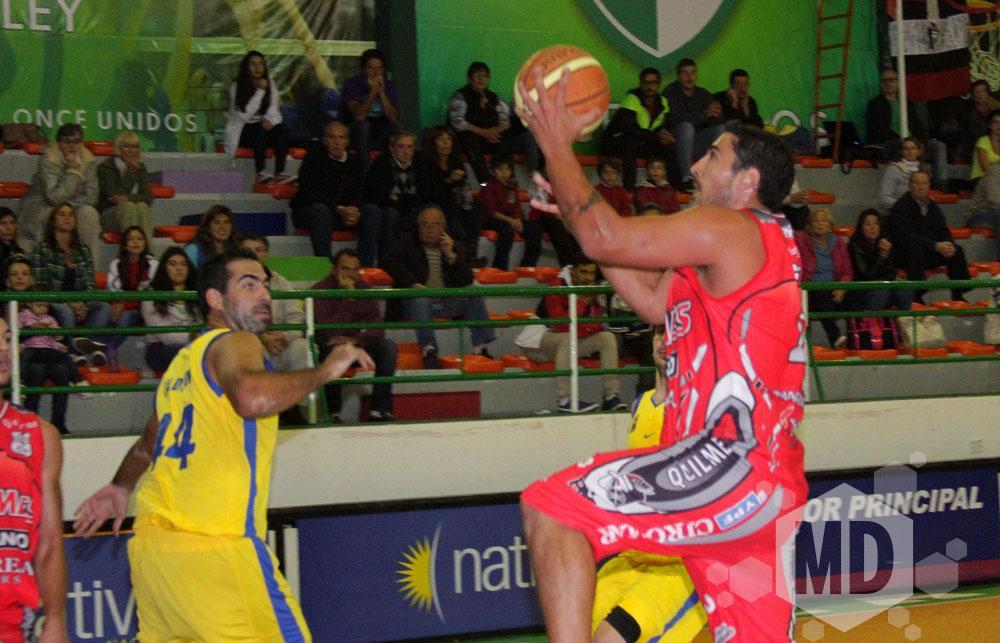 Maximiliano Maciel fue el jugador de la cancha. (Foto: Carlos De Vita)