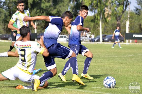 Las reservas de Gimnasia y Aldosivi jugaron esta tarde. (Foto: Prensa Gimnasia LP)