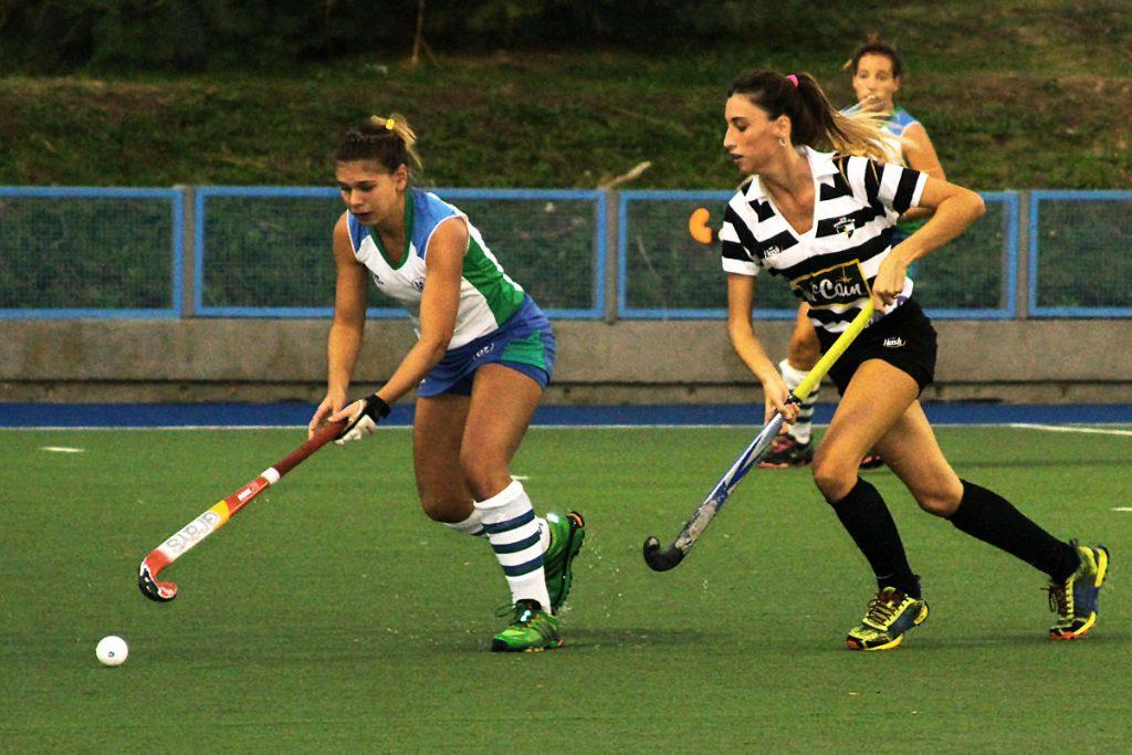 IAE Club y Sporting protagonizaron el duelo más destacado de la 5° fecha. (Foto: Carlos De Vita)