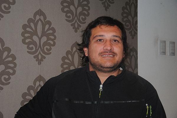 Rafael Urrutia, entrenador de Mar del Plata Club. (Foto: El Retrato de Hoy)