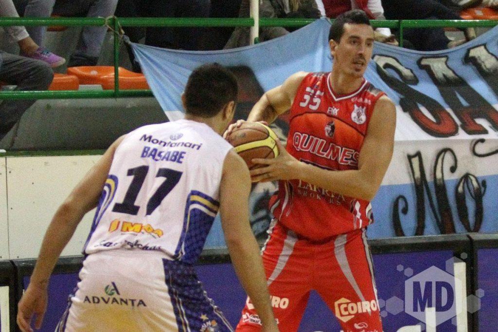 Marín se pierde el resto de la serie con Argentino. (Foto: Carlos De Vita)