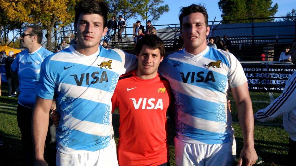 Gregorio del Prete será Puma en Uruguay.