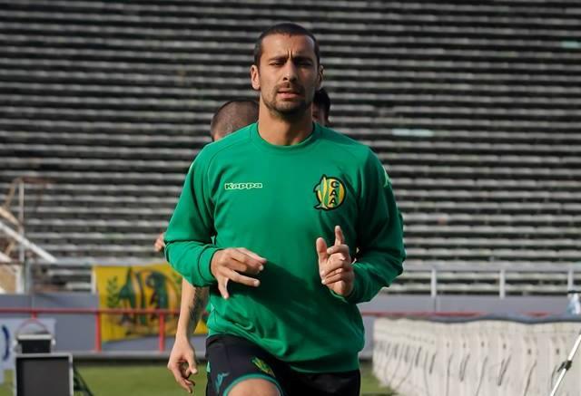 El zaguero jugó en las inferiores de Boca y tuvo un sólo partido en Primera. (Foto: Sergio Biale)