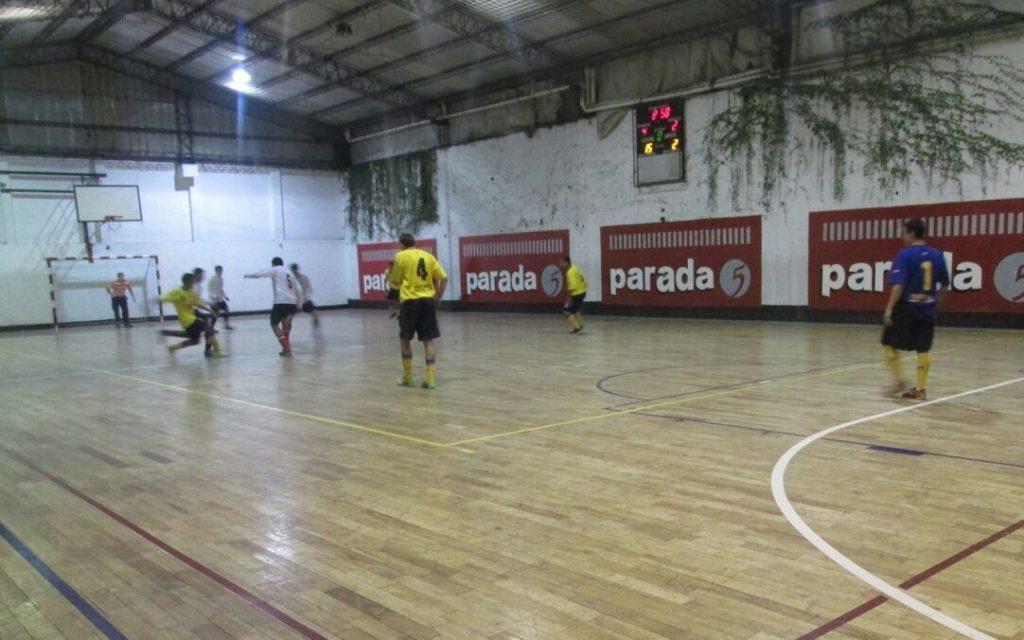 El futsal en Mar del Plata ya empezó a rodar.