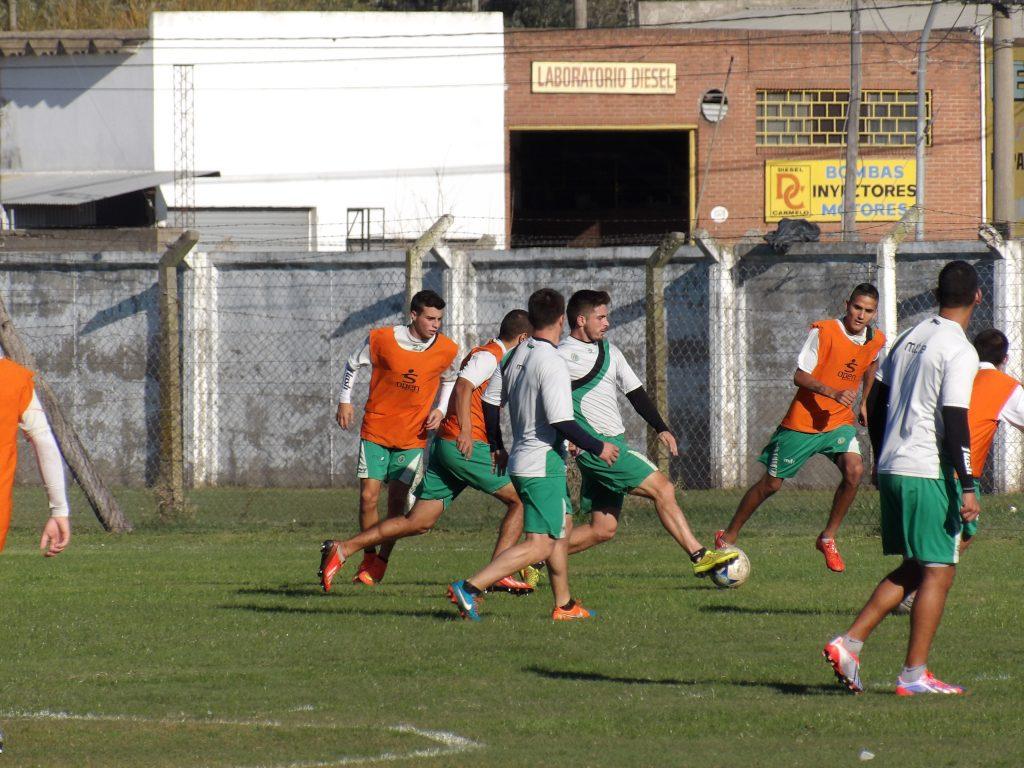 "Kimberley ya espera el debut en el Torneo Federal ""B""."