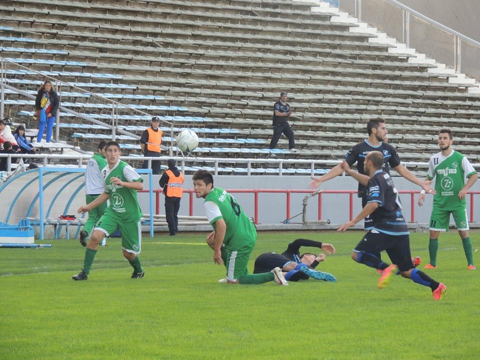 Alvarado perdió mucho más que un partido esta tarde. (Foto: Prensa Alvarado)