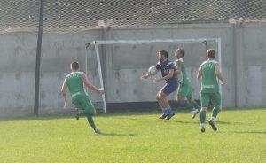 Leonardo Roda fue uno de los que ingresó en el partido de los titulares. (Foto: Prensa Alvarado)