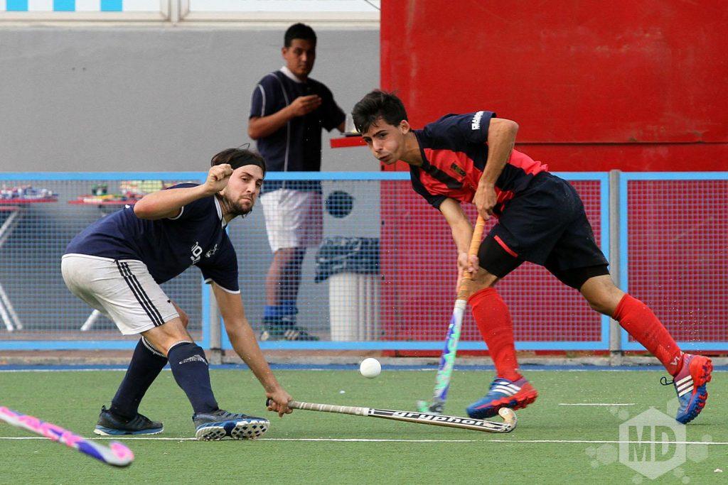 Lautaro Rodríguez anotó uno de los goles esta tarde. (Foto: Carlos De Vita)