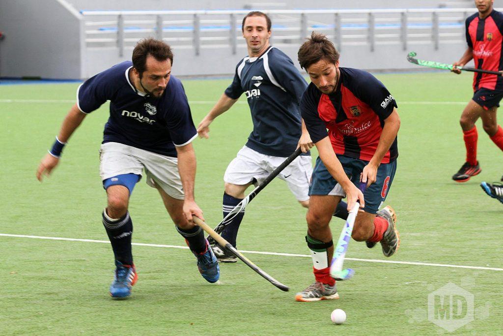 Carlos Domecq será titular. (Foto: Carlos De Vita)