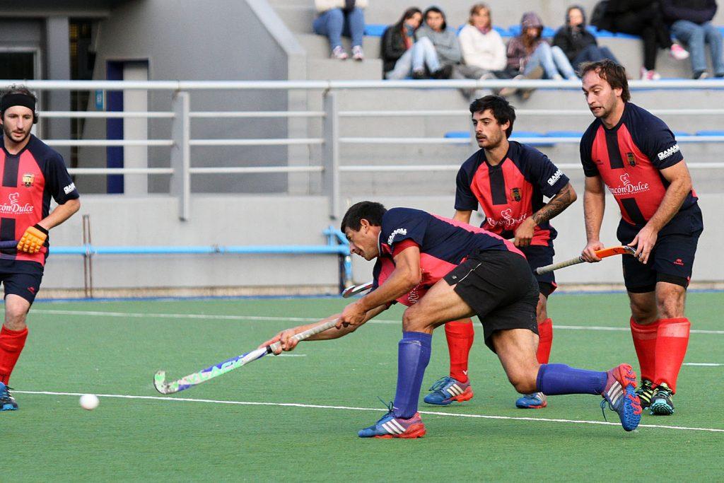MDQ 06 Hockey Club busca ampliar su racha invicta. (Foto: Carlos De Vita)