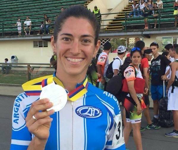 Mayra Arias sumó la medalla de plata en Cali.