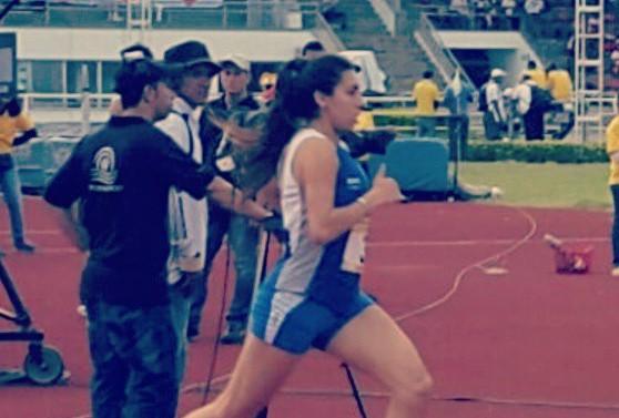 Micaela Levaggi sumó tres medallas en Colombia.