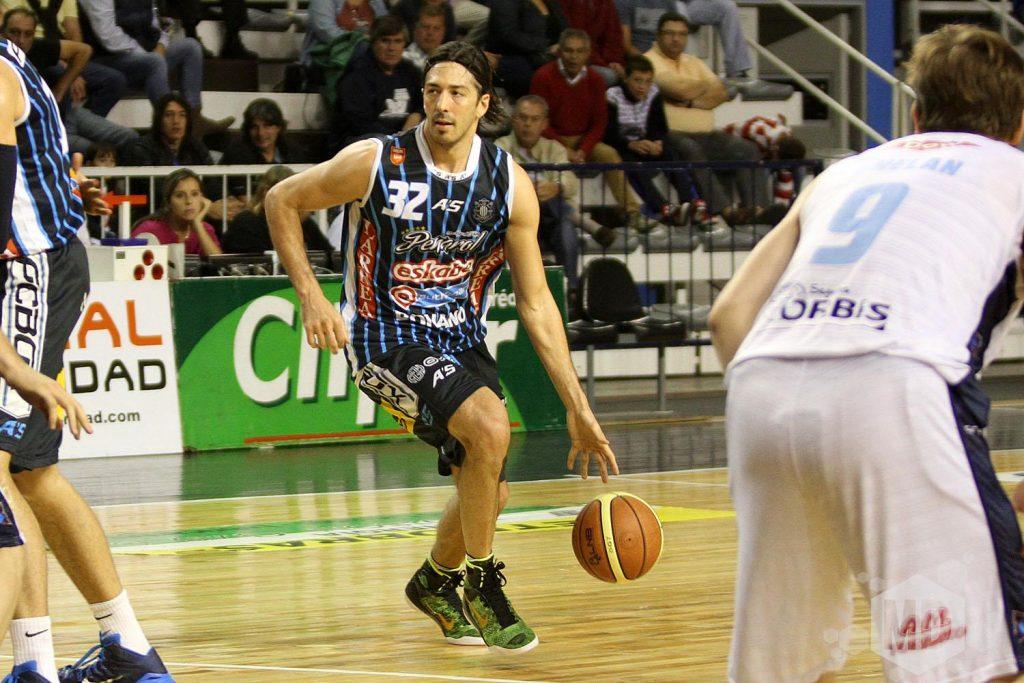 Adrián Boccia tendrá entre 7 y 10 días de recuperación. (Foto: Carlos De Vita)