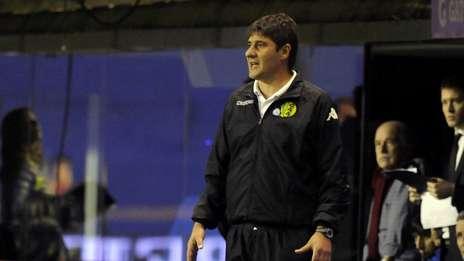 Fernando Quiroz no continuará en Aldosivi.
