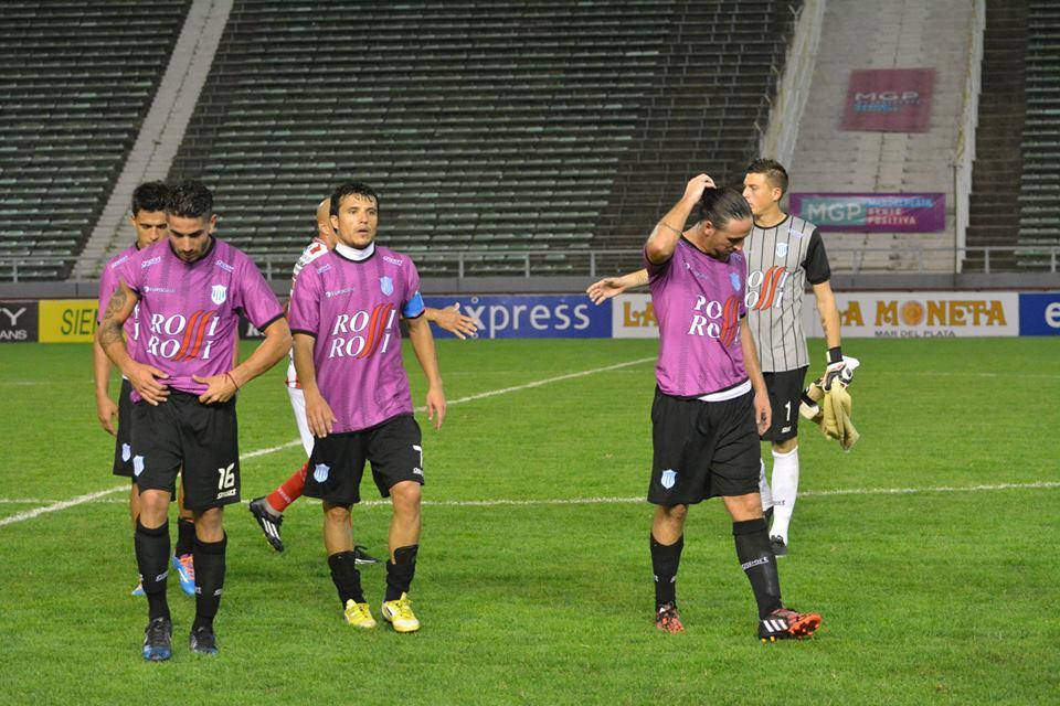 Unión sigue sin ganar. (Foto: Archivo Pedro Celano)