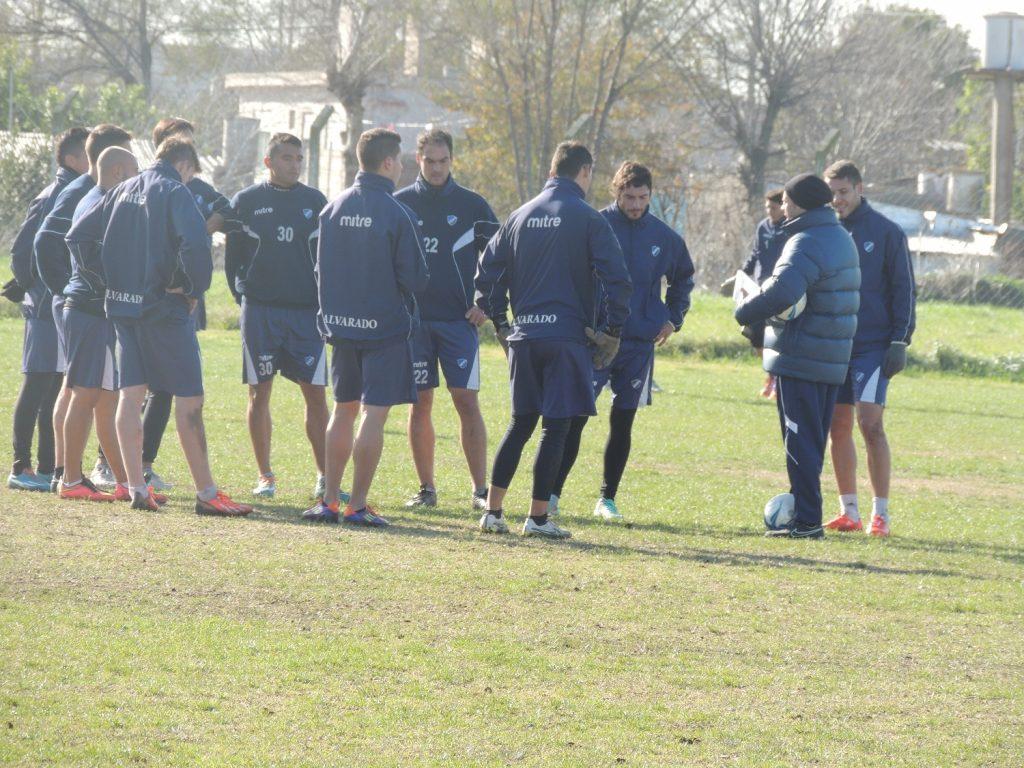 El equipo de Duilio Botella espera su próximo compromiso.
