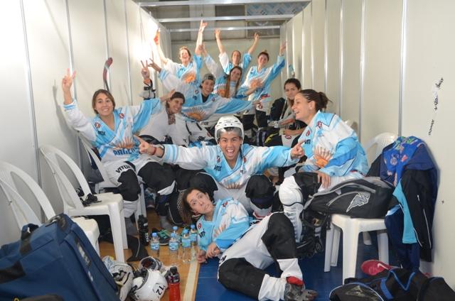 Las chicas argentinas quieren obtener la mejor posición histórica en Mundiales.