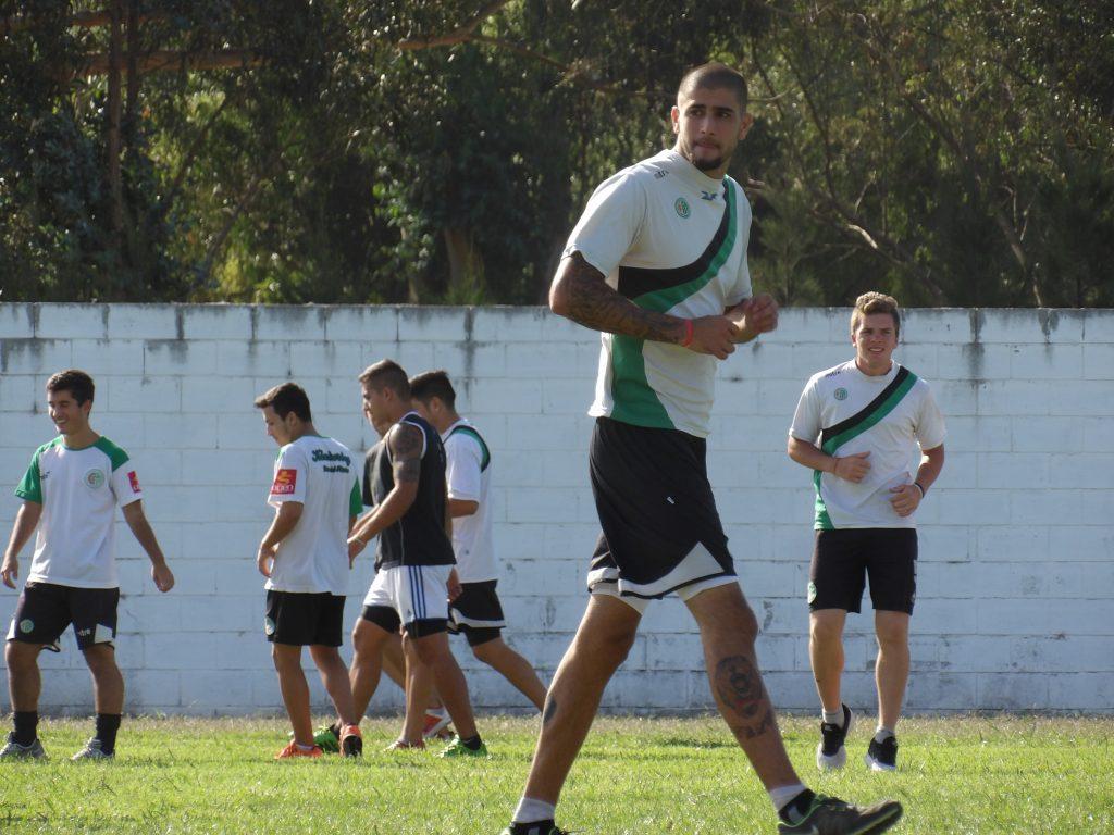 Emiliano Fortete será el único que ingrese en Kimberley.