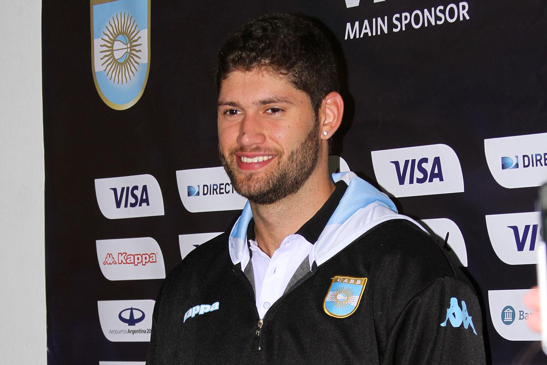 Patricio Garino es uno de los marplatenses en los Juegos Olímpicos. (Foto: Carlos De Vita)