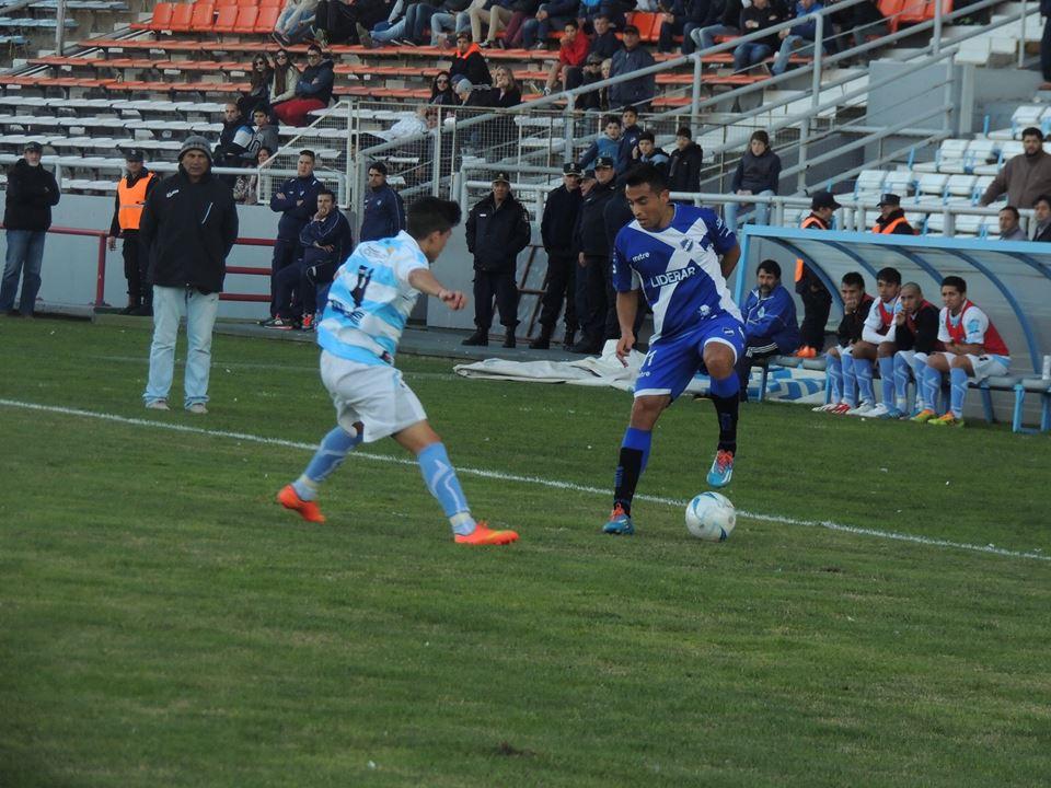 Francisco Molina anotó el último gol del partido.