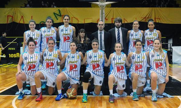 Peñarol logró el tercer lugar en la SuperLiga Femenina.