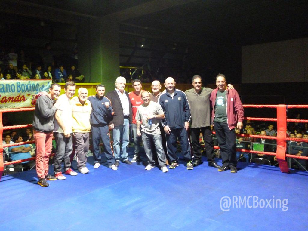 El boxeo volvió a vivir su fiesta amateur en Mar del Plata.