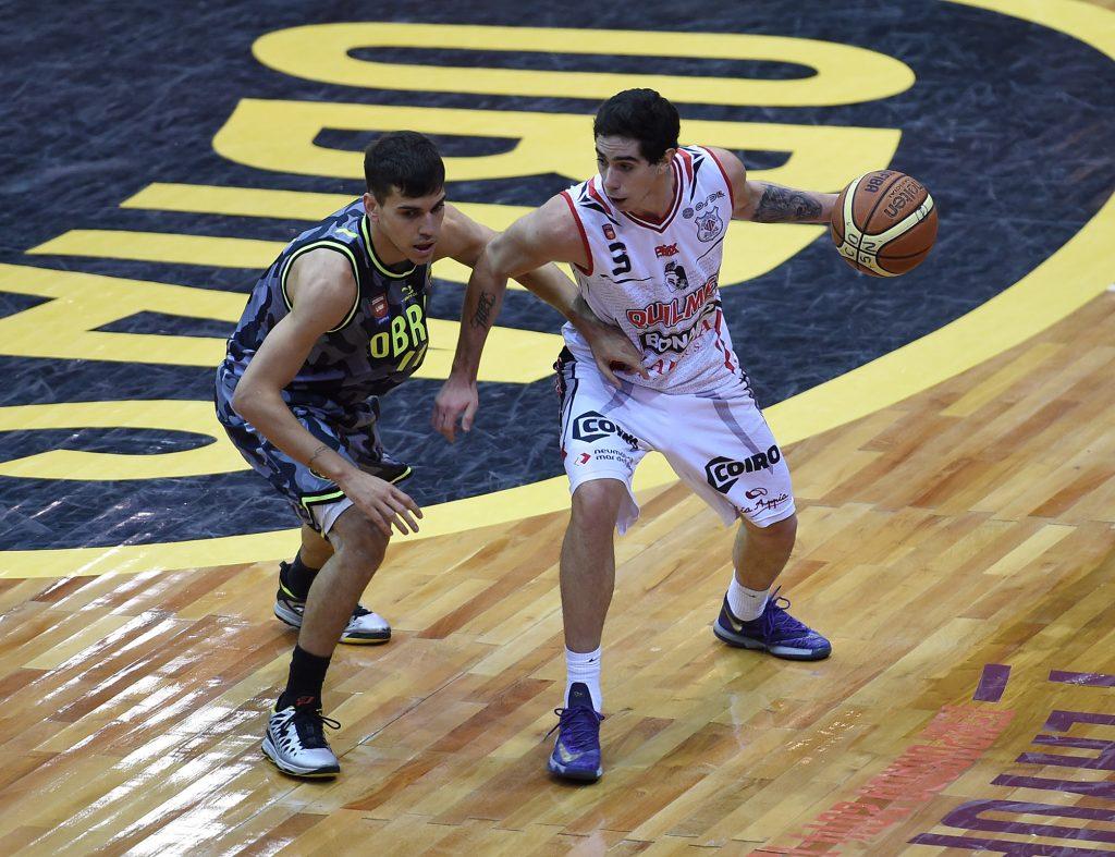 Luca Vildoza no estará disponible durante 4 semanas. (Foto: LNB.com.ar)