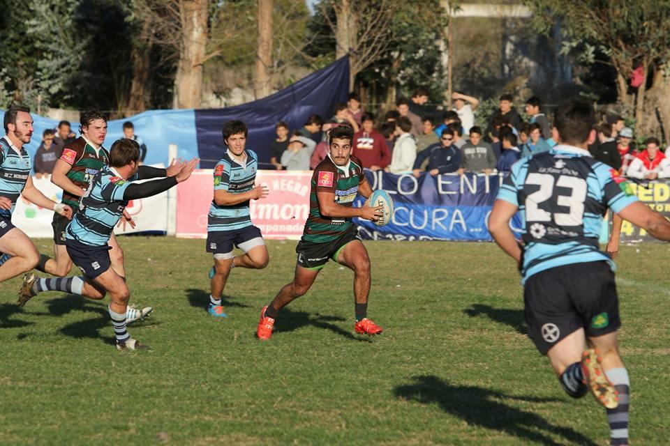 Tomás Catuogno y su debut en Mar del Plata Club.