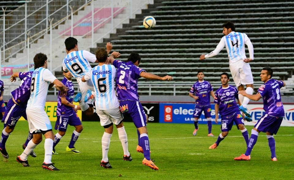 Unión viene de jugar como local ante Villa Dálmine.  (Foto: Pedro Celano)