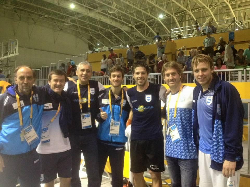 El equipo argentino es bronce en Toronto.
