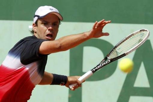 Horacio Zeballos está en la segunda ronda de Génova.