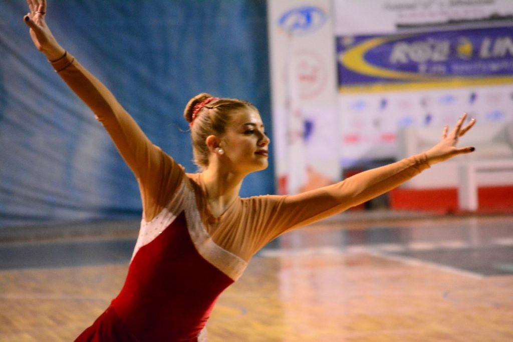 Luciana González será una de las representantes locales en el Open.