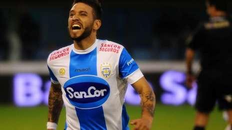 Osmar Ferreyra jugó un gran partido y anotó el empate.