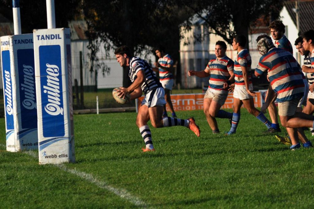 El rugby tendrá un fin de semana de mucha actividad.