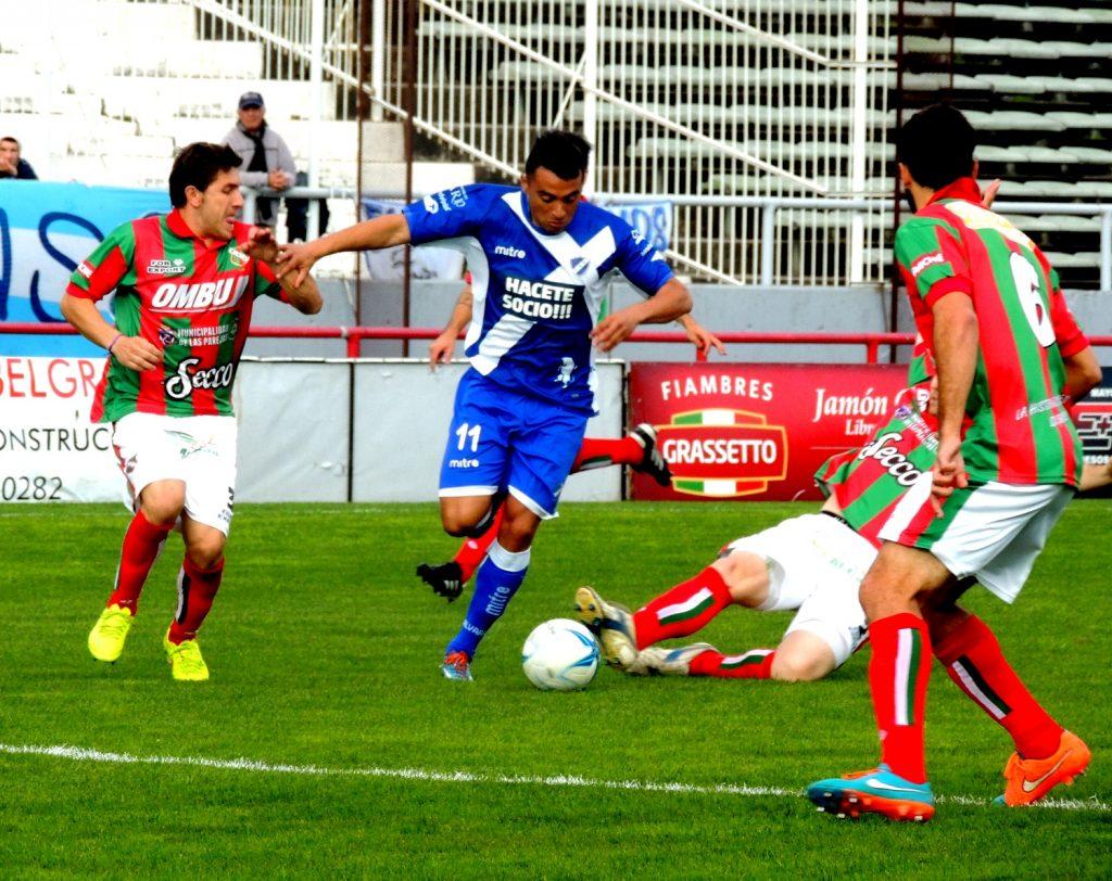Alvarado sabe como irá en búsqueda del ascenso. (Foto: Martín Malaspina)