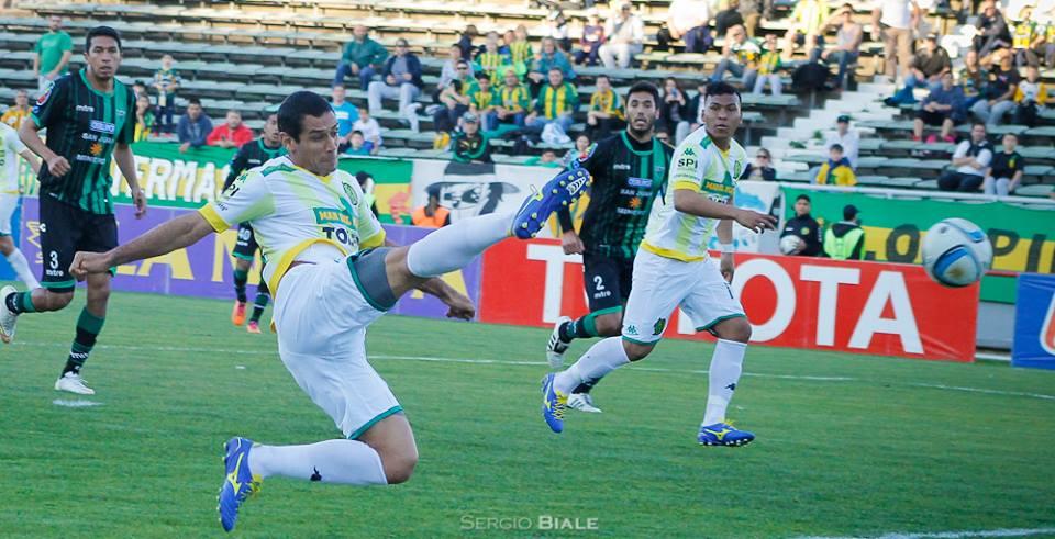 Aldosivi necesita sumar de a tres como en el último partido de local. (Foto: Sergio Biale)