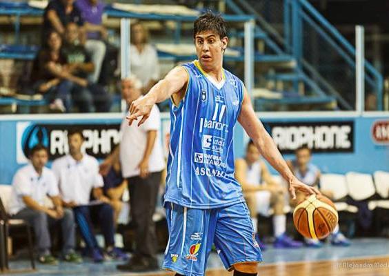 Alejandro Spalla es uno de los refuerzos para Quilmes.