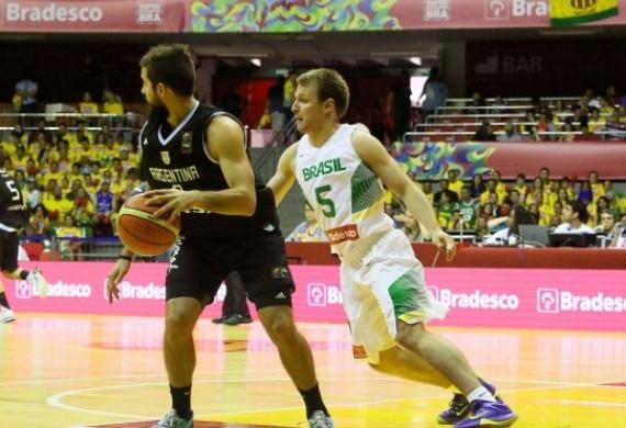 Nicolás Laprovittola fue uno de los jugadores que tuvo su primer partido hoy.