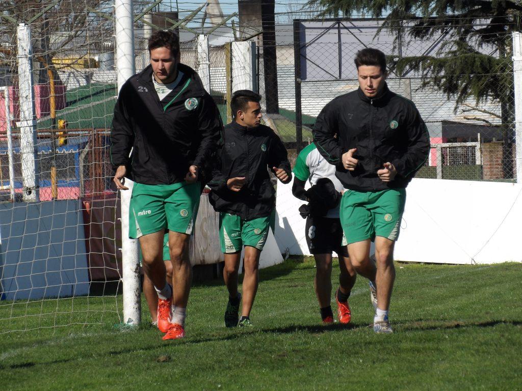 El equipo de Mariano Mignini contará con Lucas Vico.