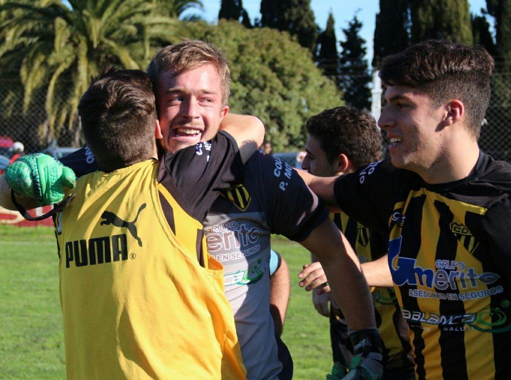 Deportivo Norte pasó por los penales a la semifinal. (Foto: Diego Berrutti)