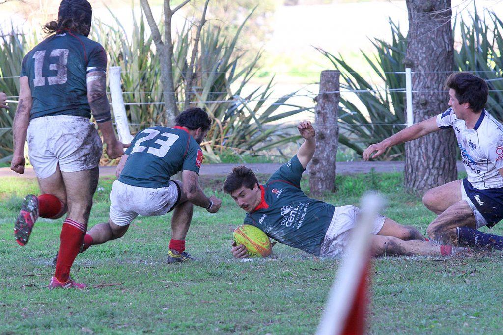 San Ignacio logró una importante victoria.