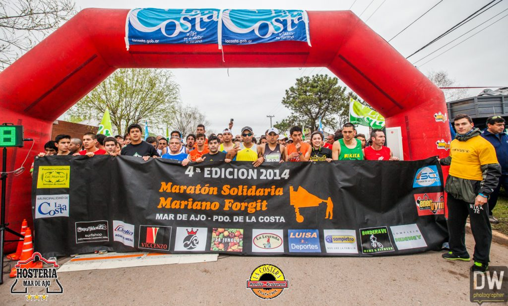 Maraton Mariano Forgit