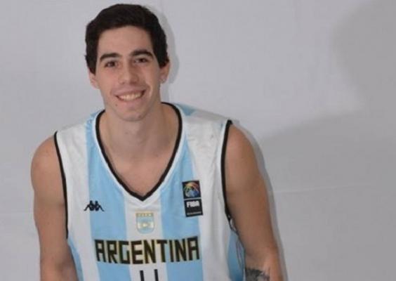 Luca Vildoza no podrá continuar con la Pre-Selección Argentina.