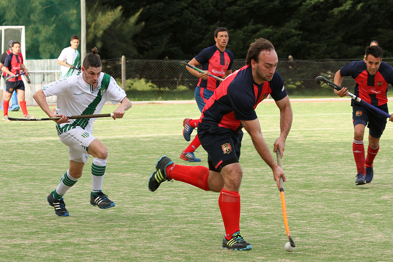 Diego Grill, el capitàn del equipo esta temporada. (Foto: Carlos De Vita)