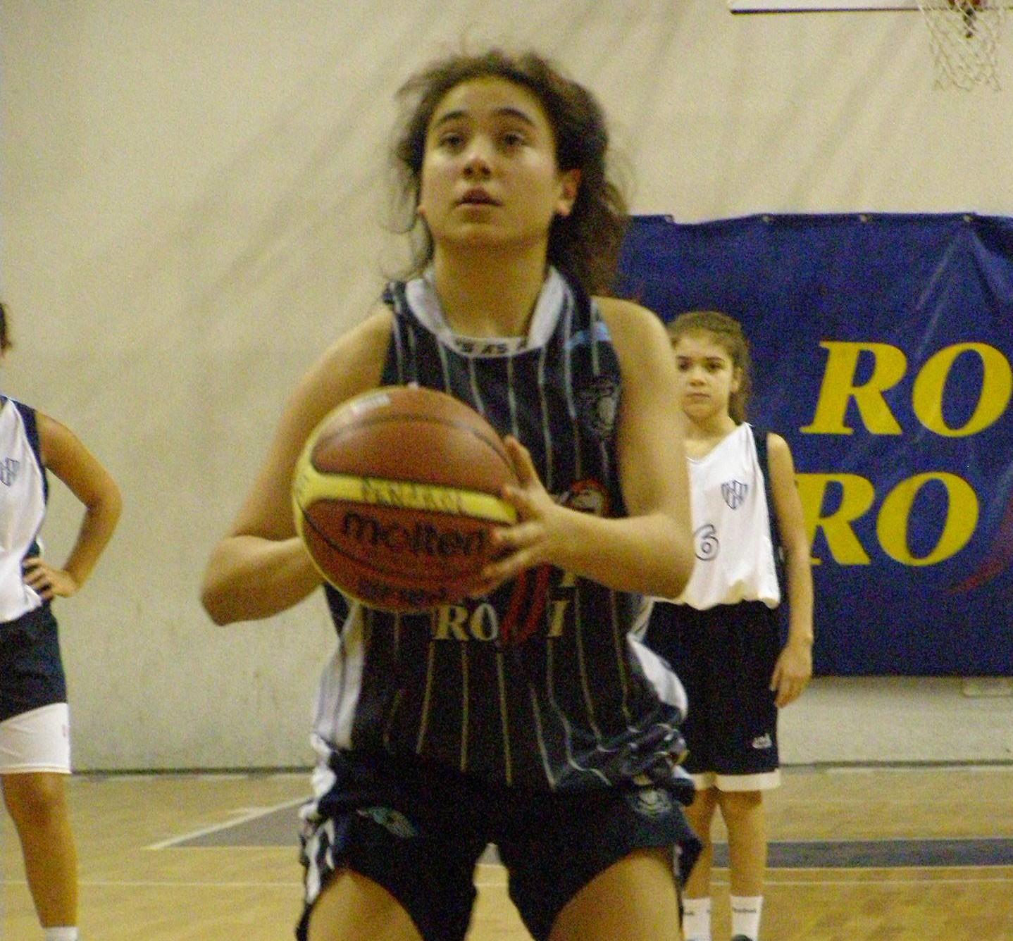 Rocío Bereilh estará con el plantel el fin de semana. (Foto: Marcelo Lagana)