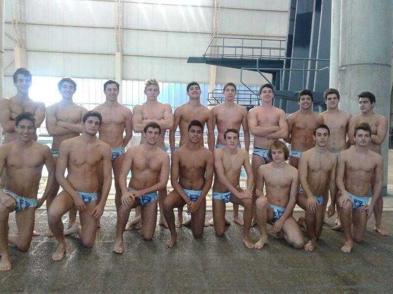 Selección Waterpolo Sub-18 - agustin jewerowicz