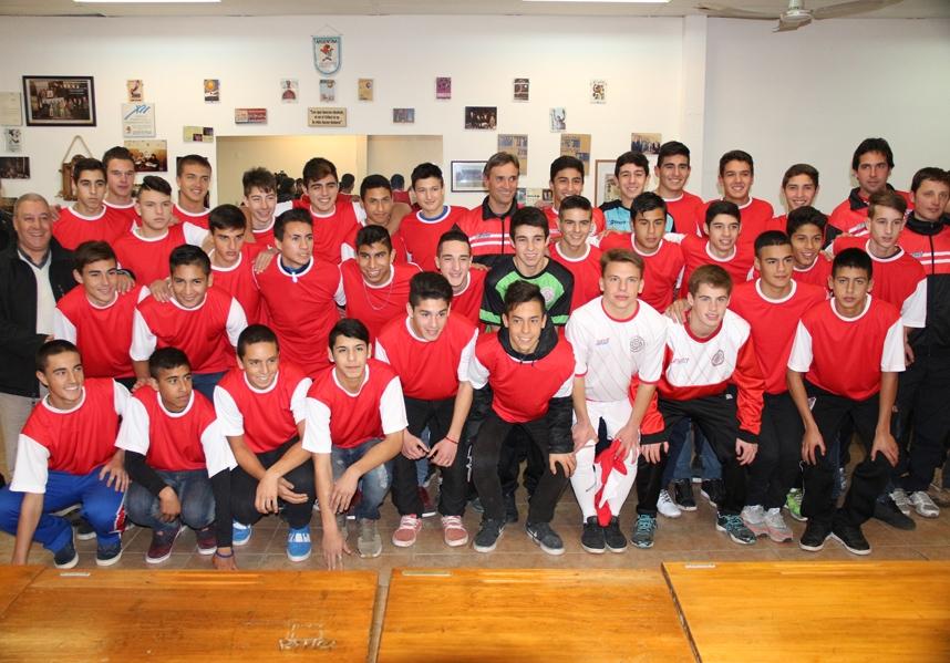 Los marplatenses que estarán en la Selección Sub-15.