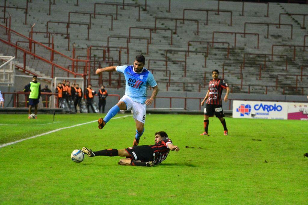 Unión sigue empatando en la B Nacional. (Foto: Archivo Pedro Celano)